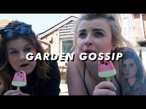 GARDEN GOSSIP - Gameboys, Tanacon, decluttering
