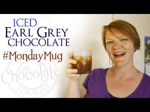 Monday Mug: Iced Earl Grey Chocolate