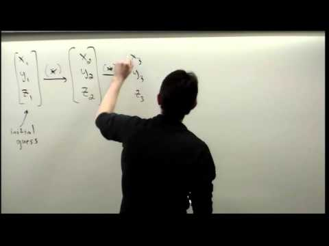 Lecture: Iteration Methods for Ax-b