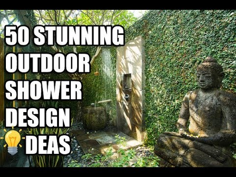 50 stunning outdoor shower design ideas