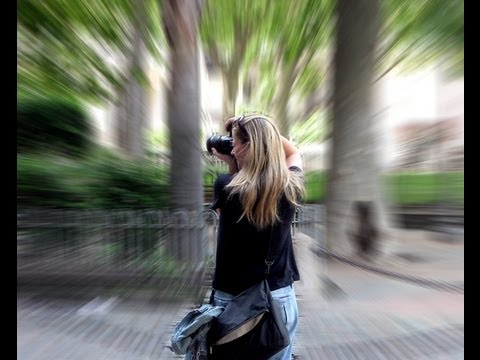 Tutorial Photoshop CS5 - How to blur background