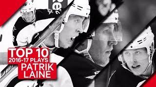 Top 10 Patrik Laine plays of 2016-17
