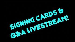 Live Stream Q&A! - Thomas Sanders