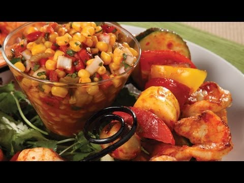 Corn Salsa Recipe Video   RadaCutlery.com