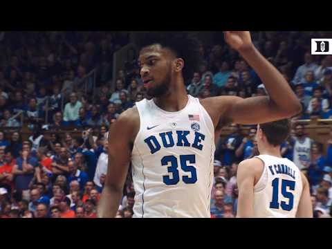 Top Plays: Duke 60, Syracuse 44 (2/24/18)