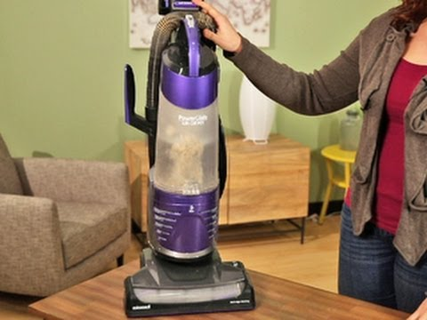 The Bissell PowerGlide Deluxe Pet Vacuum is an easy clean
