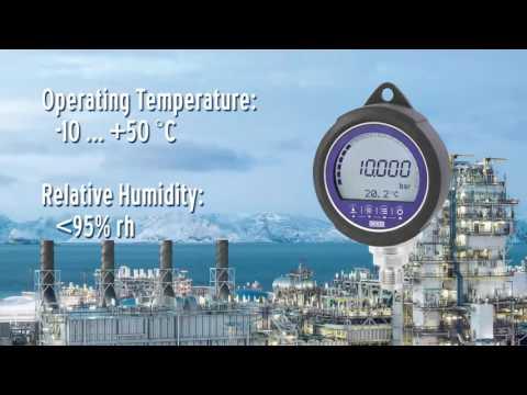 WIKA CPG1500 Pressure Gauge | Instrumart