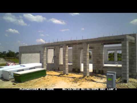 House Construction 6/12/2012