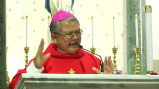 Marawi bishop delivers homily on