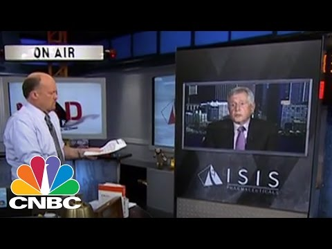 ISIS Pharmaceuticals CEO Dr. Stanley Crooke | Mad Money