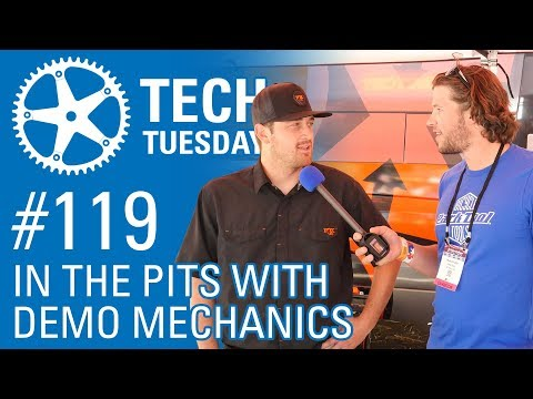 In the Pits with Demo Mechanics | Tech Tuesday #119
