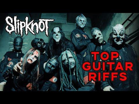 Top Slipknot Riffs Jamie Slays Metal Guitar Cover