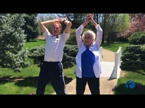 Workout Wednesday: Aerobic exercise for seniors 5.2.18