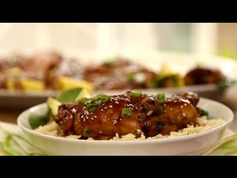 How to Make Oven Roasted Teriyaki Chicken | Chicken Recipes | Allrecipes.com