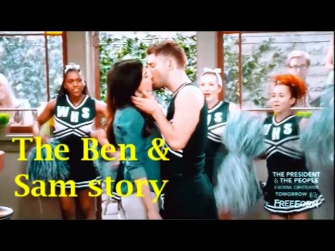 The Ben and Sam Story from Baby Daddy