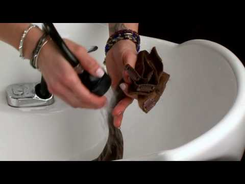 How to properly take care of your LOX Clip-In Hair Extensions