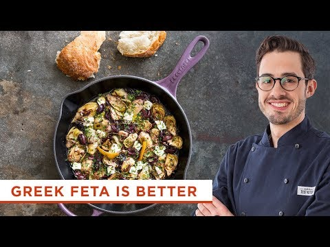 Here's Why Greek Feta is Better (Hint: it's All About What it's Made Of)