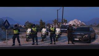 GTA RP - immersion avec les gendarmes de DG Life . - Live de Nyls - #dglifecity
