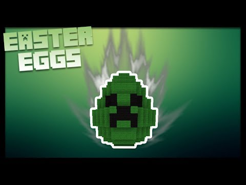 Minecraft: How to Make Working EASTER EGGS With Random Surprises!