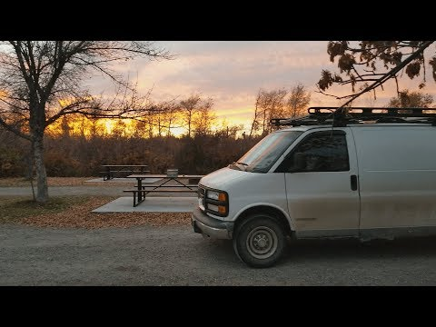 Van Life : Camping in Idaho and Learning to Drive