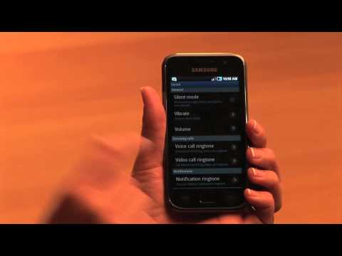 How to Set Default Ringtones on an Android