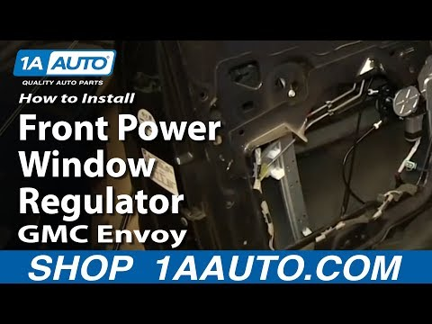 How To install Replace Upper Ball Joint 2002-09 GMC Envoy Chevy Trailblazer
