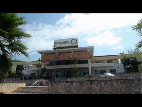 Hospiten - going to the hospital in Playa del Carmen