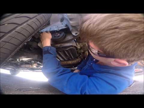 2002 Nissan Primera Alternator Drive/serpentine Belt Replacement