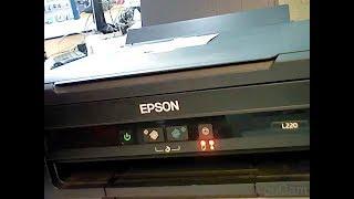 Reset Epson L360, L130, L310, L220, L365 || Cara Download Resetter