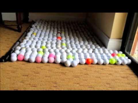 507 GOLF BALLS