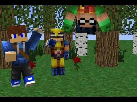 Minecraft superheros unlimited mod how to make wolverine and robin