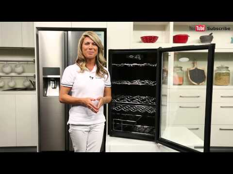 35 Btls Lemair Wine Storage Cabinet LWC59 reviewed by product expert - Appliances Online