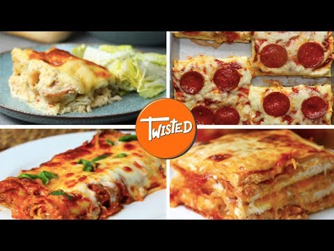 How To Make Homemade Lasagna 10 Ways  | Twisted
