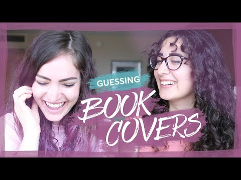Guessing book plots from the cover design!   with Ariel Bissett