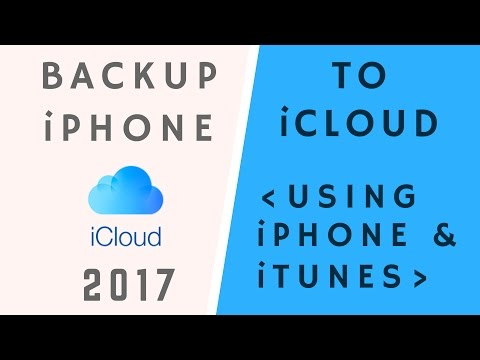 How to backup iPhone to iCloud (with all important details!)