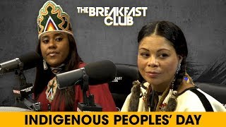 Native Americans Discuss Why To Celebrate Indigenous Peoples