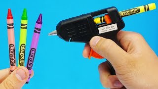 8 AWESOME CRAFTING LIFE HACKS!
