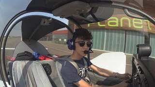 First Solo Navigation Lfjy-lfeu R2120/hr200