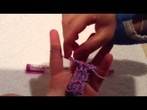 How To Make A Loom Band Pencil Grip Without The Loom