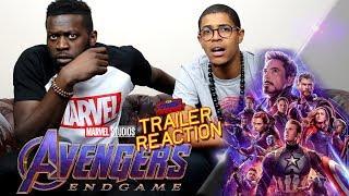 Download Avengers Endgame Trailer 2 Reaction Video
