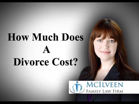 North Carolina Divorce Attorney Fees - How Much Does A Divorce Cost?