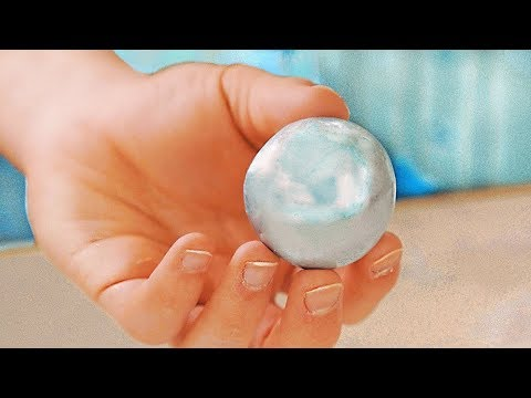 HOW TO MAKE PERFECT FOIL BALL