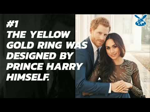 Three things you need to know about Meghan Markle's ring
