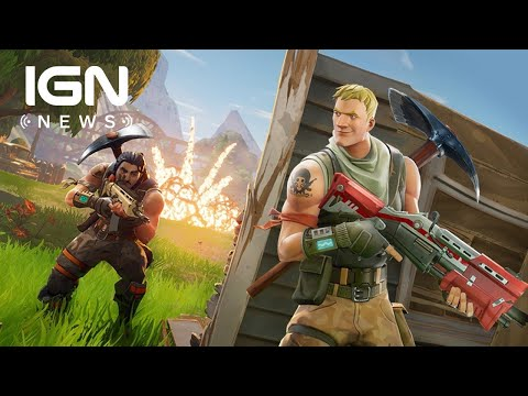 Fortnite Seemingly About to Get Its First Vehicle - IGN News
