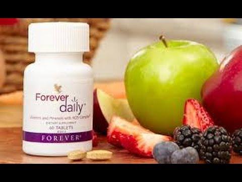 Vitamini i minerali - Forever Daily with Jama
