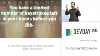 """Scott Hanselman - """"It"""