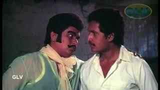 Oru Kai Pappoam Best sence   Tamil movie   Karthik,Radha,Visu   S.P.Muthuraman   Vijaya Bhaskar