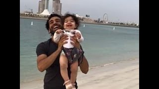 #x202b;لاول مرة صور جديدة لمكة بنت محمد صلاح واللة قمر#x202c;lrm;