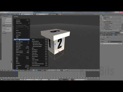 IMVU how to: easily make IMVU Furniture using nodes (Blender)