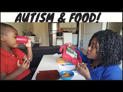 Autism and Food- Autistic Toddler Feeding Routine